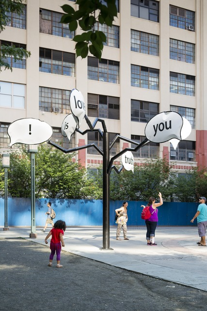 , 'The Truth is I Love You,' , Public Art Fund