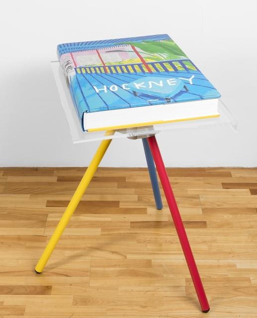 David Hockney, 'A Bigger Book', 2016, Forum Auctions