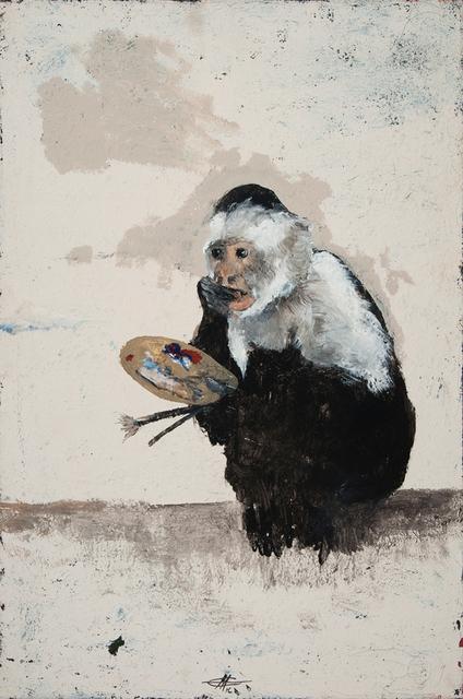 , 'Self Portrait,' 2016, Valley House Gallery & Sculpture Garden