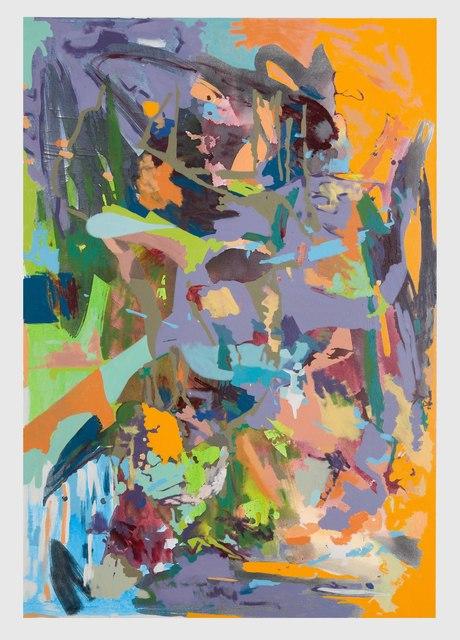 , 'Untitled (morning runner),' 2018, David Richard Gallery