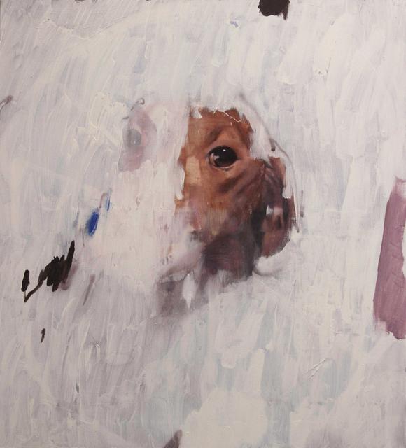 , 'Dog,' 2016, Christopher Moller Gallery