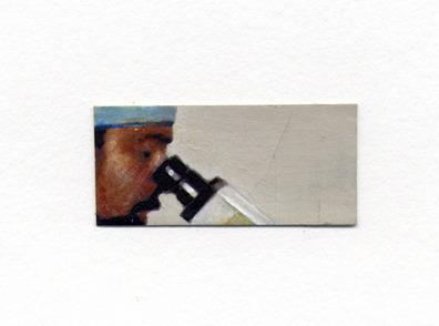, 'Ricercatore,' 2005, Il Chiostro Arte Contemporanea