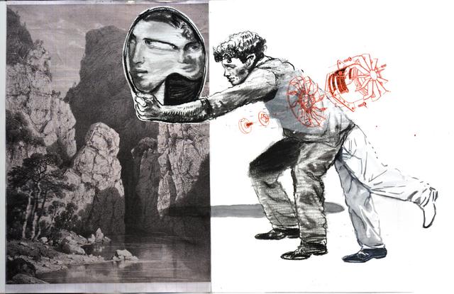 , 'Narcisse,' 2016, Loft Art Gallery