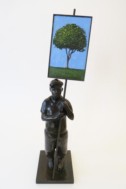 Pedro Ruiz, 'Tree of Life', 2019, Beatriz Esguerra Art