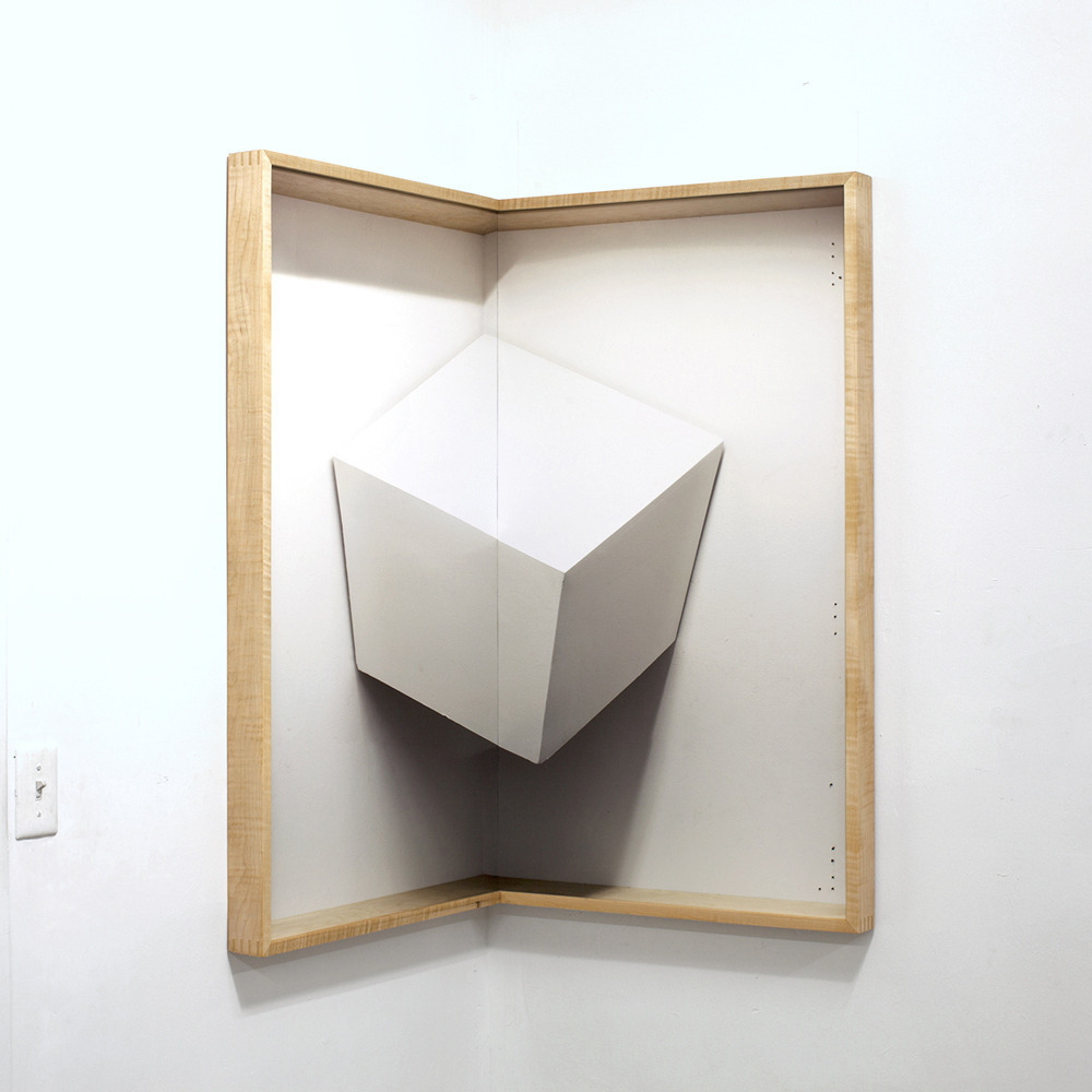 Chris Engman, 'Corner Cube,' 2013, Luis De Jesus Los Angeles