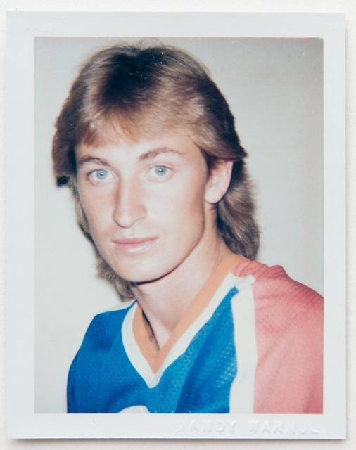 Andy Warhol, 'Andy Warhol, Polaroid Portrait of Wayne Gretzky', Hedges Projects