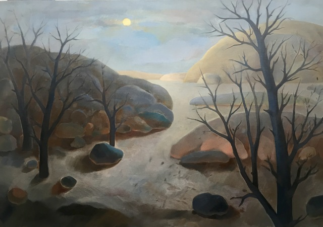 , 'Moonlit Night,' 2016, Star Gallery