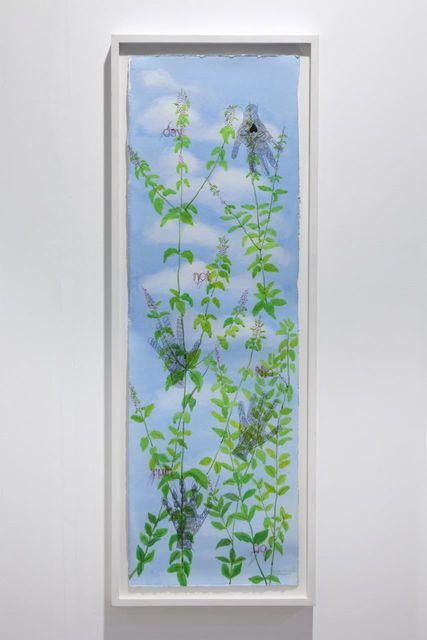 Ghada Amer & Reza Farkhondeh, 'Do Not Ruin The Day', 2007, Kukje Gallery / Tina Kim Gallery