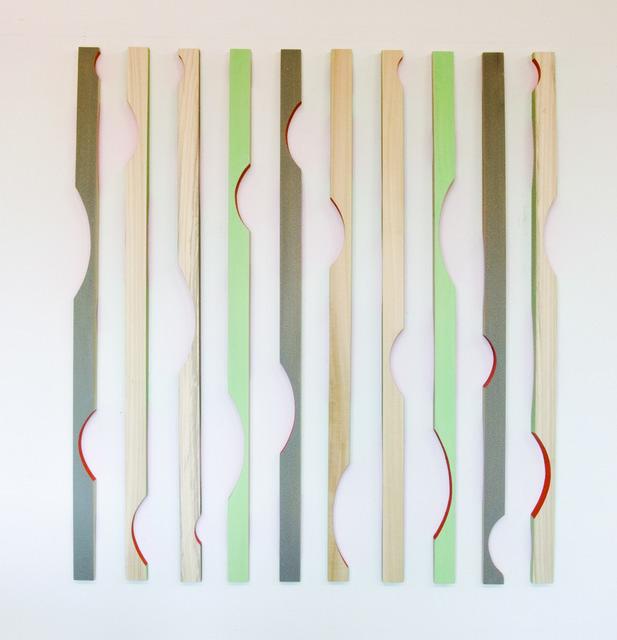 , 'Les Origines 67,' 2012, HOHMANN