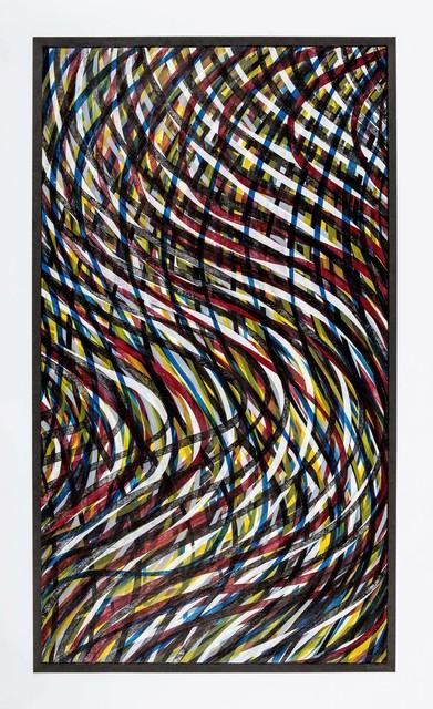 , 'Wavy Lines (Color),' 1995, Wexler Gallery