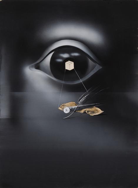 , 'Untitled (Box and Eye),' 1949, Robert Koch Gallery