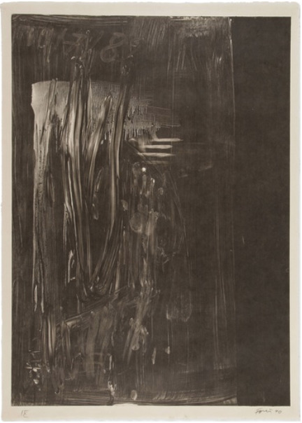 , 'WWM (Working with Maurice) (Full Portfolio of Seven Works),' 1990, Burning in Water