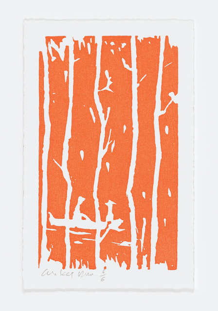 , 'Maine Landscape,' , Graphicstudio USF