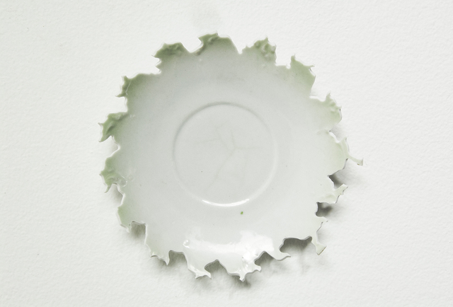 , 'Untitled Plate Study #2,' 2016, Ferrin Contemporary