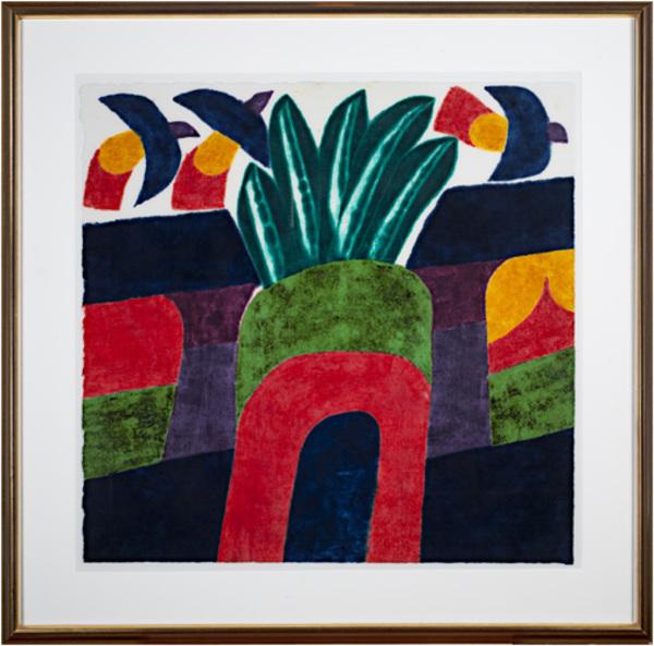 Carol Summers, 'Baktapur', 1982, David Barnett Gallery
