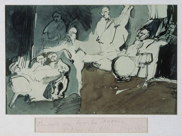 , 'Ensaio da Marly Tavares/Primeiro show de Elis Regina,' 1964, Museu de Arte Moderna (MAM Rio)