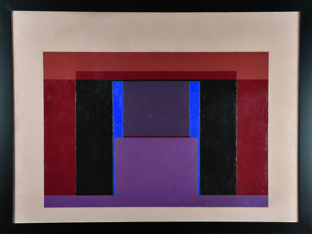 Sewell Sillman, 'The Palace (Version 2)', 1961, Graham Shay 1857