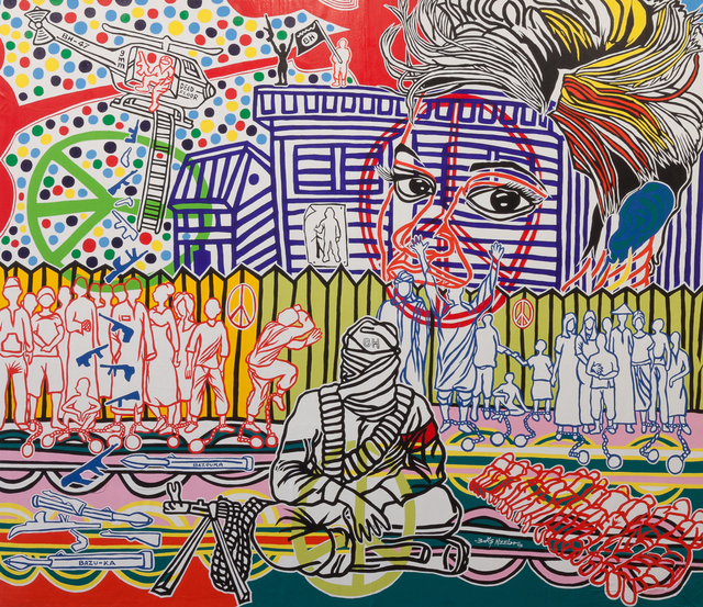 , 'Opération Baracouda,' 2016, Jack Bell Gallery