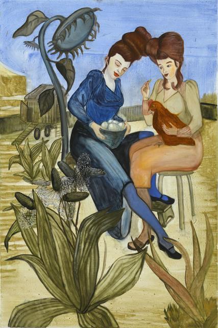 Rosa Loy, 'Herbal Lore', 2020, Galerie Kleindienst