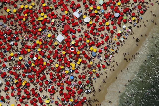 , 'Praia de Ipanema,' , Galeria Tempo