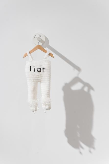 Denise Yaghmourian, 'Liar ', 2008-2015, Bentley Gallery