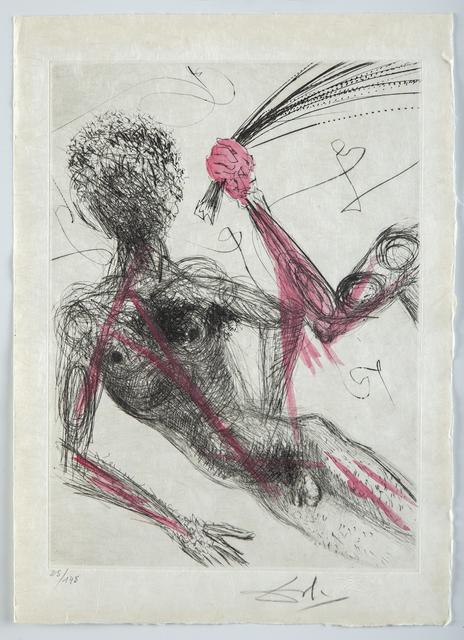Salvador Dalí, 'La Femme au Fouet', 1969, Modern Artifact