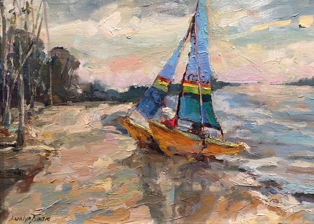 , 'Ready to Sail,' , Peninsula Gallery