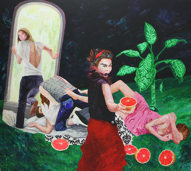 , 'Forbidden Fruit,' 2013, Anna Laudel