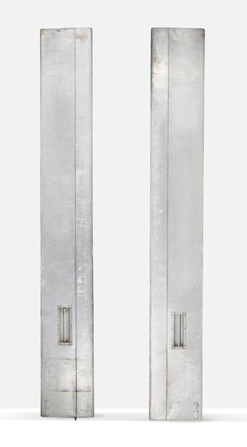 Pierre Jeanneret, 'Ventilator shutter', Circa 1957, Aguttes