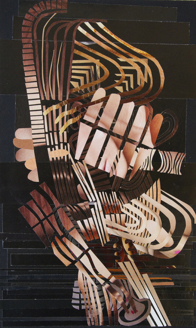 Paul Loughney, 'Splinter Symphonic', 2016, Lesley Heller Gallery