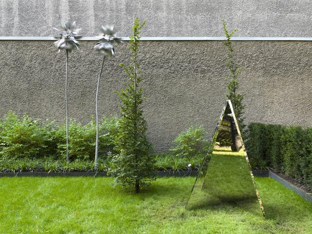 , 'Geometric Mirrors IV,' 2012, KÖNIG GALERIE