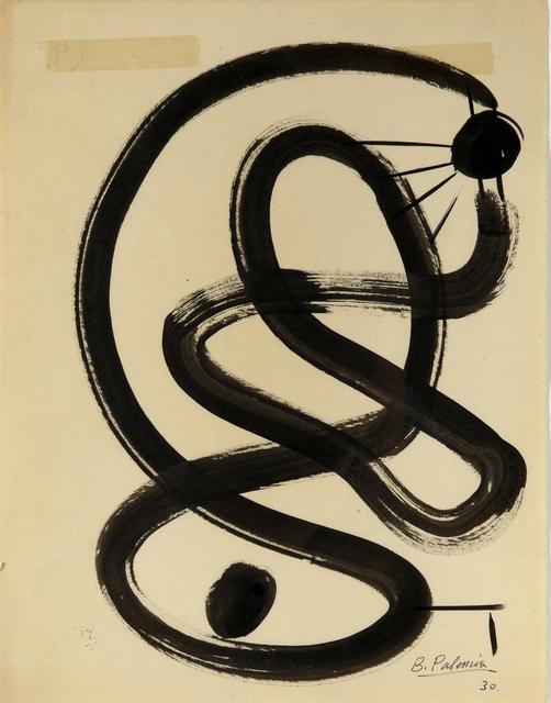 Benjamín Palencia, 'Composición surrealista', 1930, N2 Galería