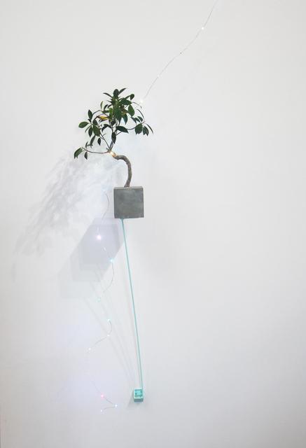 , 'Awkward Kid (ocean mist) ,' 2018, DENK Gallery