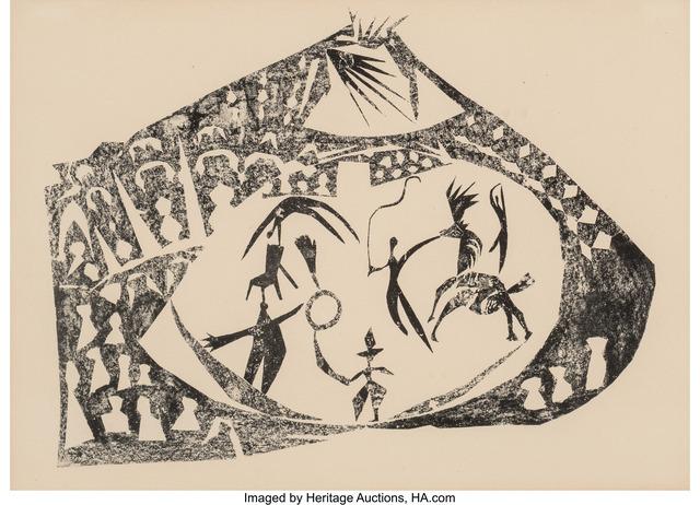 Pablo Picasso, 'Le Cirque', 1945, Heritage Auctions