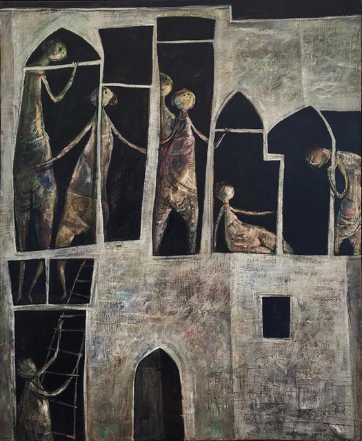 , 'Jaffa Hotel,' 1956, Dan Gallery