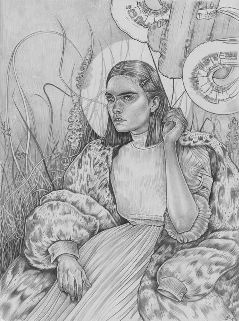 , 'Mystical Garden,' 2018, Massey Klein Gallery