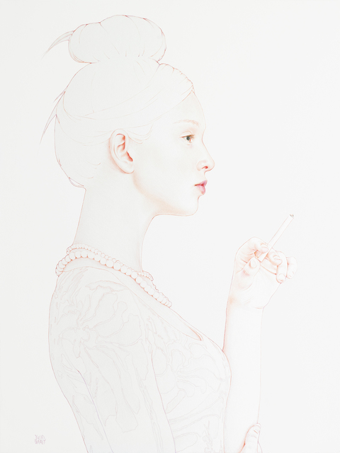 Salustiano, 'Zahara perfil II', 2019, Victor Lope Arte Contemporaneo