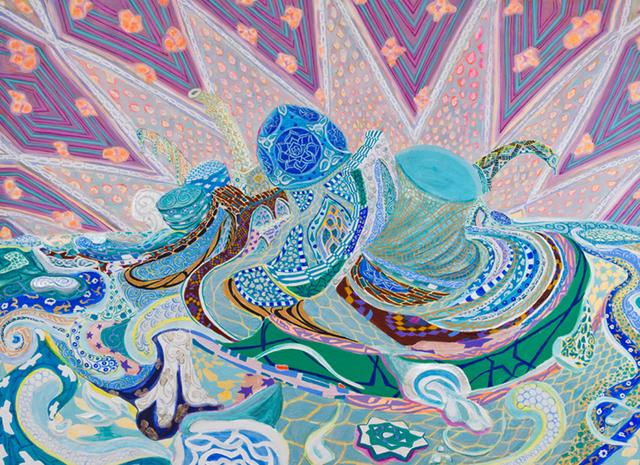 Negar Ahkami, 'Retroactive Autorretrato', 2013, Leila Heller Gallery