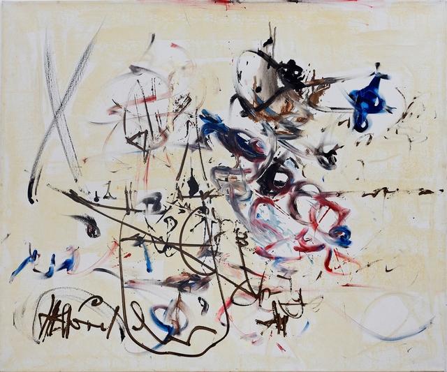 , 'Lyrisches,' 1990, Galerie Ernst Hilger