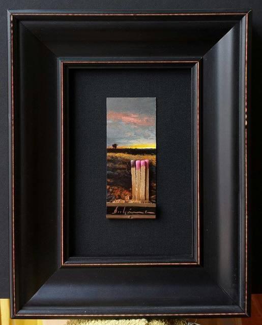 , 'Pink Ribbons (Day 90),' 2015, DANESE/COREY