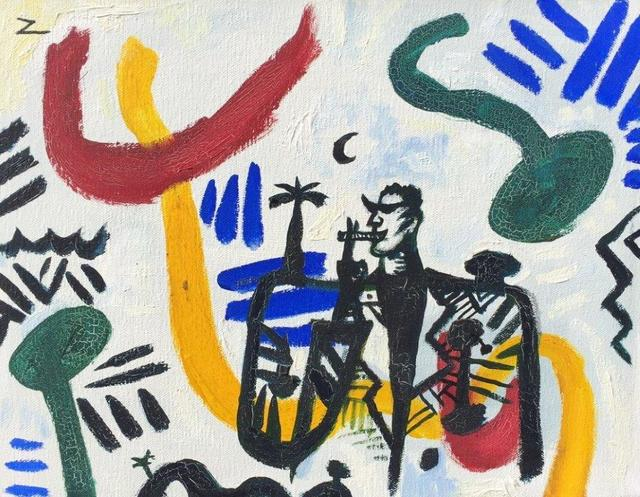 , 'Personaje de comic ,' 1997, Biaggi & Faure Fine Art