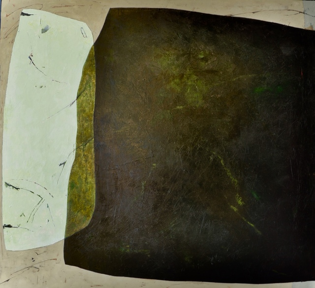 , 'Wet Moss,' 2018, Rebecca Hossack Art Gallery