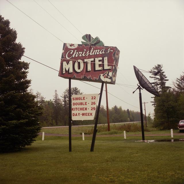 , 'Christmas, Michigan; May,' 1989, photo-eye Gallery