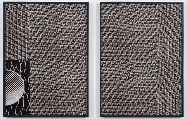 , 'Guaranteed Wax, Julius Holland (Sunset),' 2015, Tanya Bonakdar Gallery