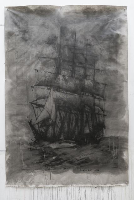 , 'Tall Ship II,' 2018, Goodman Gallery