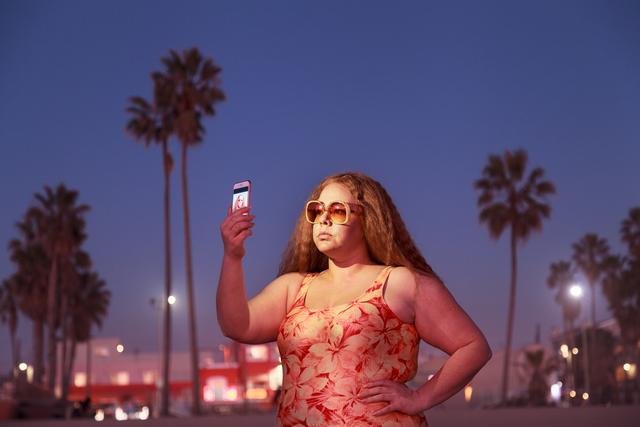 , 'Selfie,' 2016, Shulamit Nazarian
