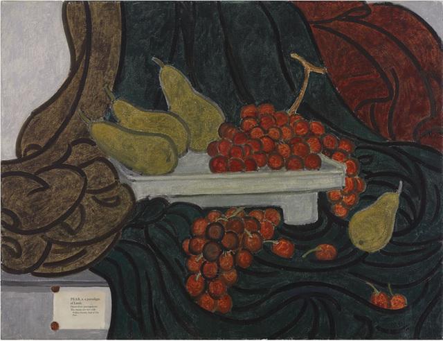 , 'Pear,' 1986, Cyril Gerber Fine Art/ Compass Gallery