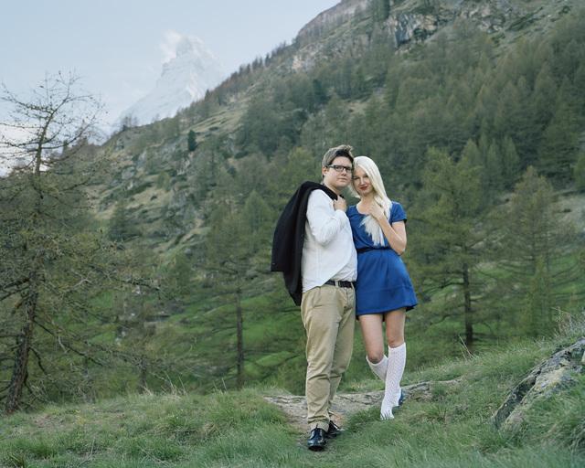 , 'Demande en mariage - series Ekaterina,' 2012, Galerie Dix9 Hélène Lacharmoise