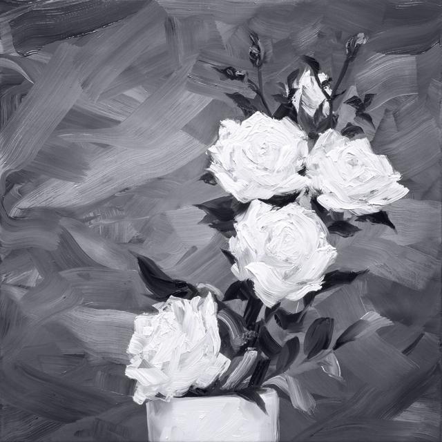 , 'Fleurs V ,' 2019, Galerie Bayart