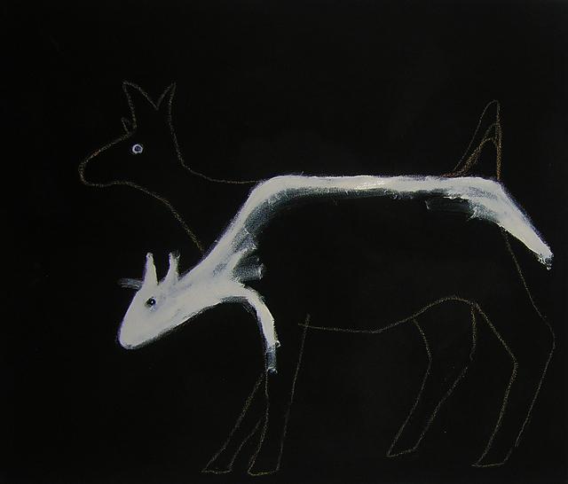 , 'Deer in the Headlights,' 2009, Carter Burden Gallery